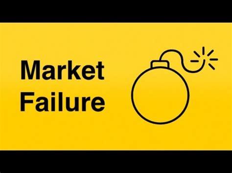 Economics market failure essay